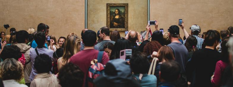Gente da museo: #5Tipidi visitatori