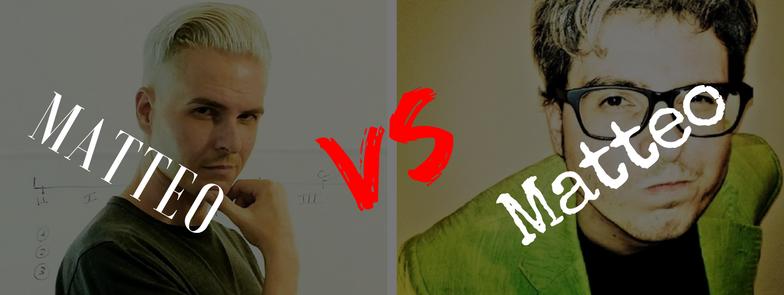 Matteo vs Matteo: Intervista all'autore e al personaggio
