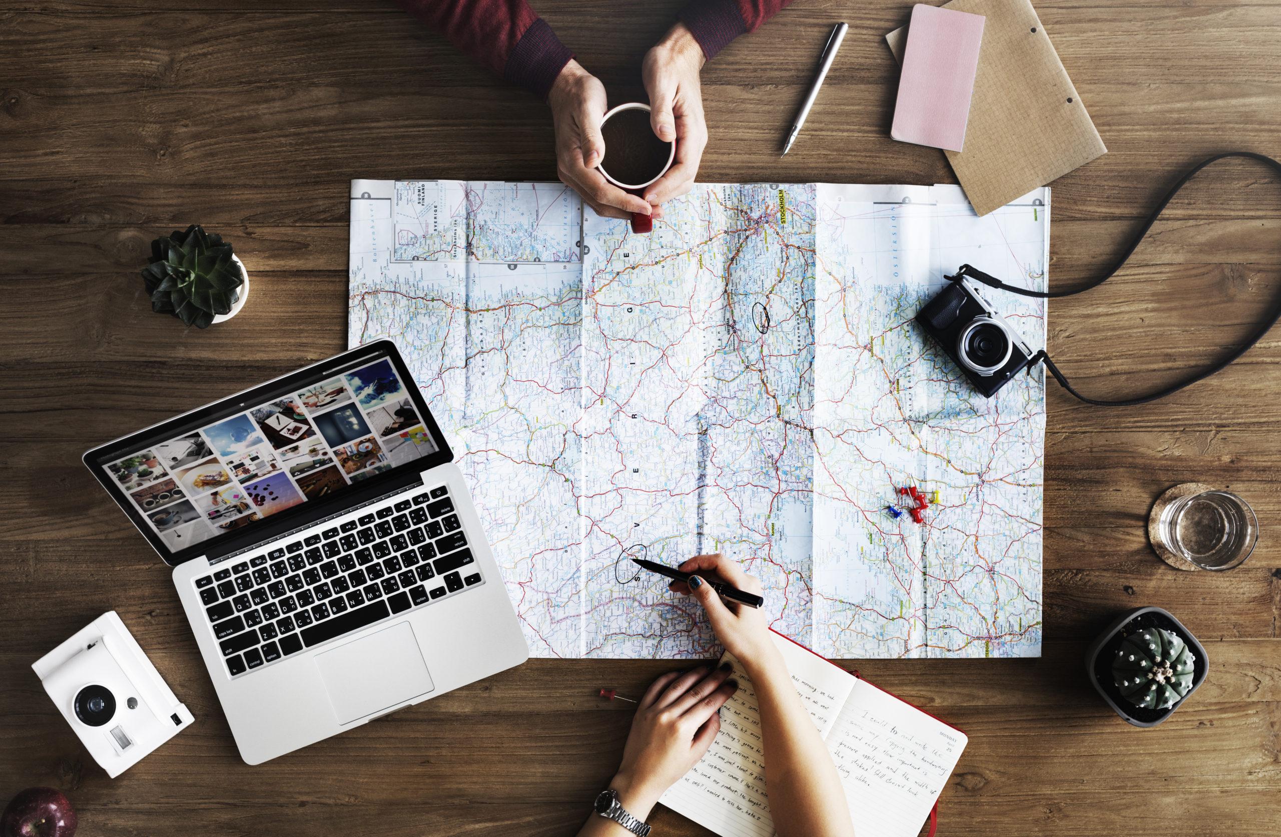 3 consigli per organizzare il tuo Overseas