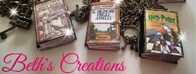Beth's creation: indossare il tuo libro preferito