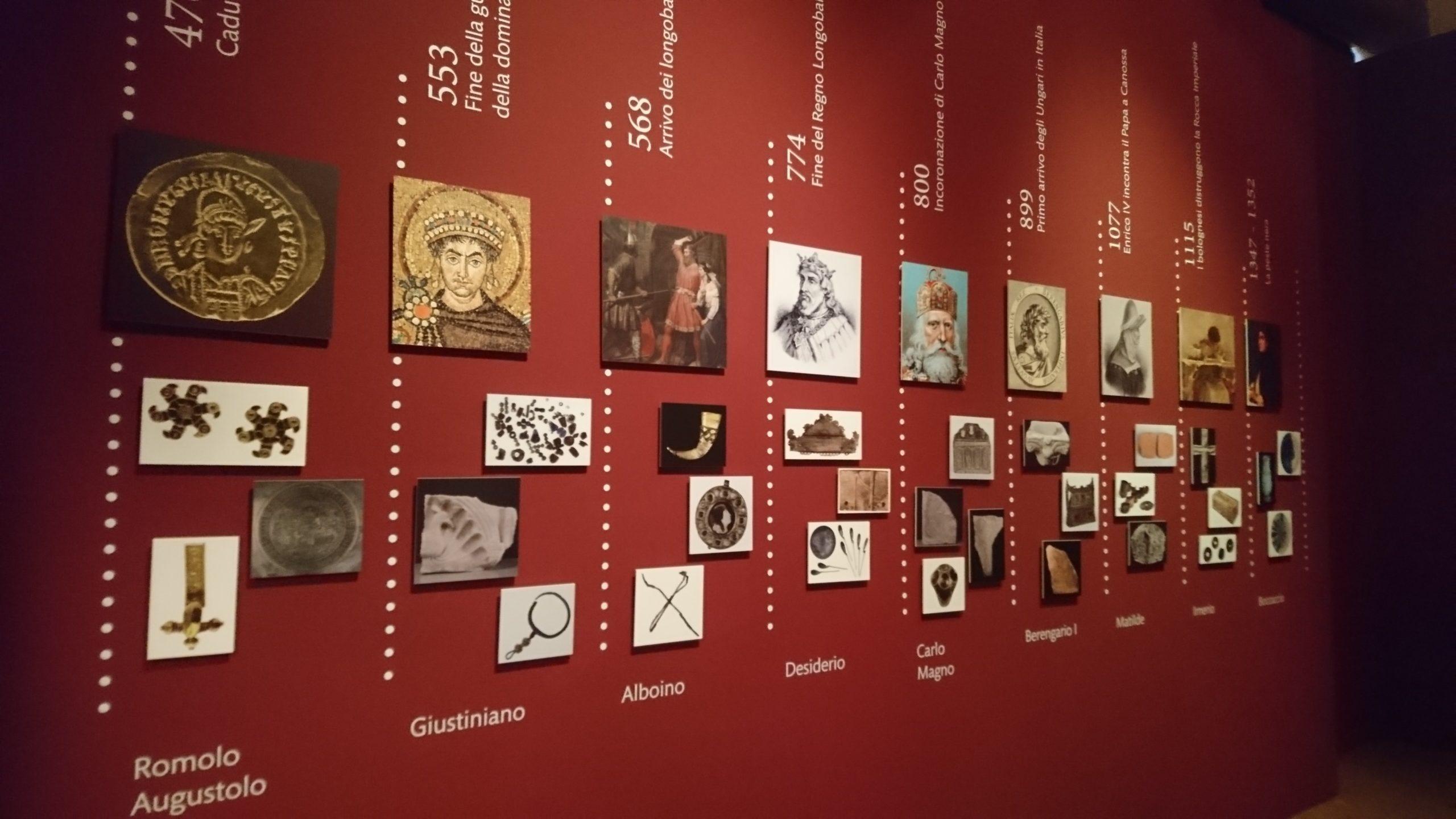 Medioevo Svelato: storia dell'Emilia Romagna in due sale museali