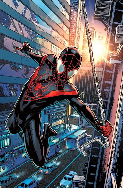 Spiderman (Miles Morales)