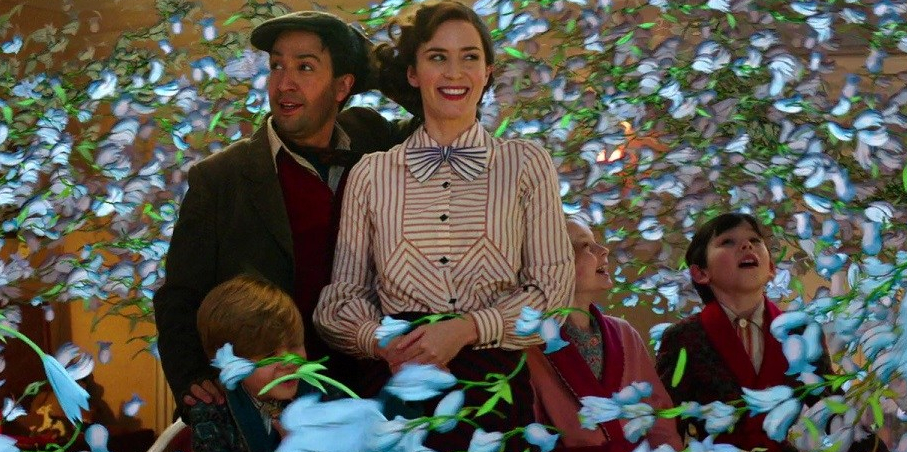 Disney a Natale: Mary Poppins è tornata?