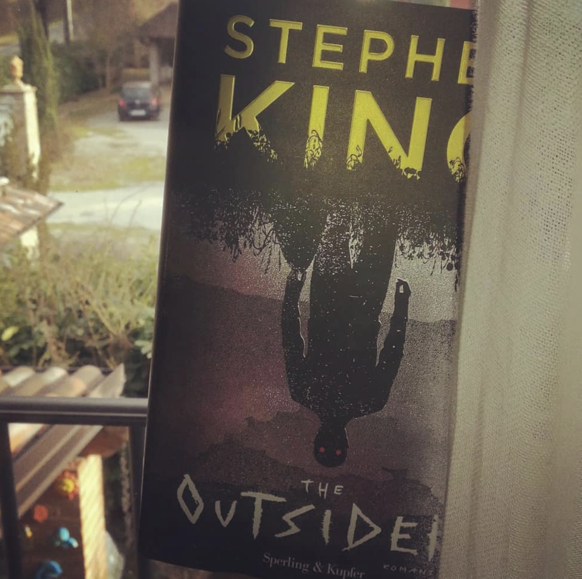 """The Outsider"", il thriller horror di Stephen King"