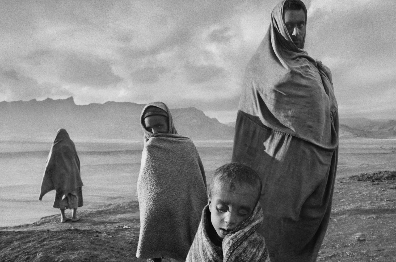 Guardare l'Africa con gli occhi di Salgado