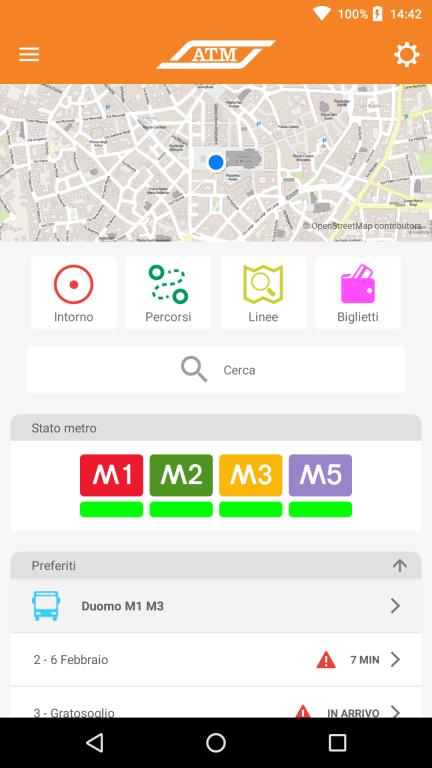 ATM Milano, per muoversi con i mezzi pubblici