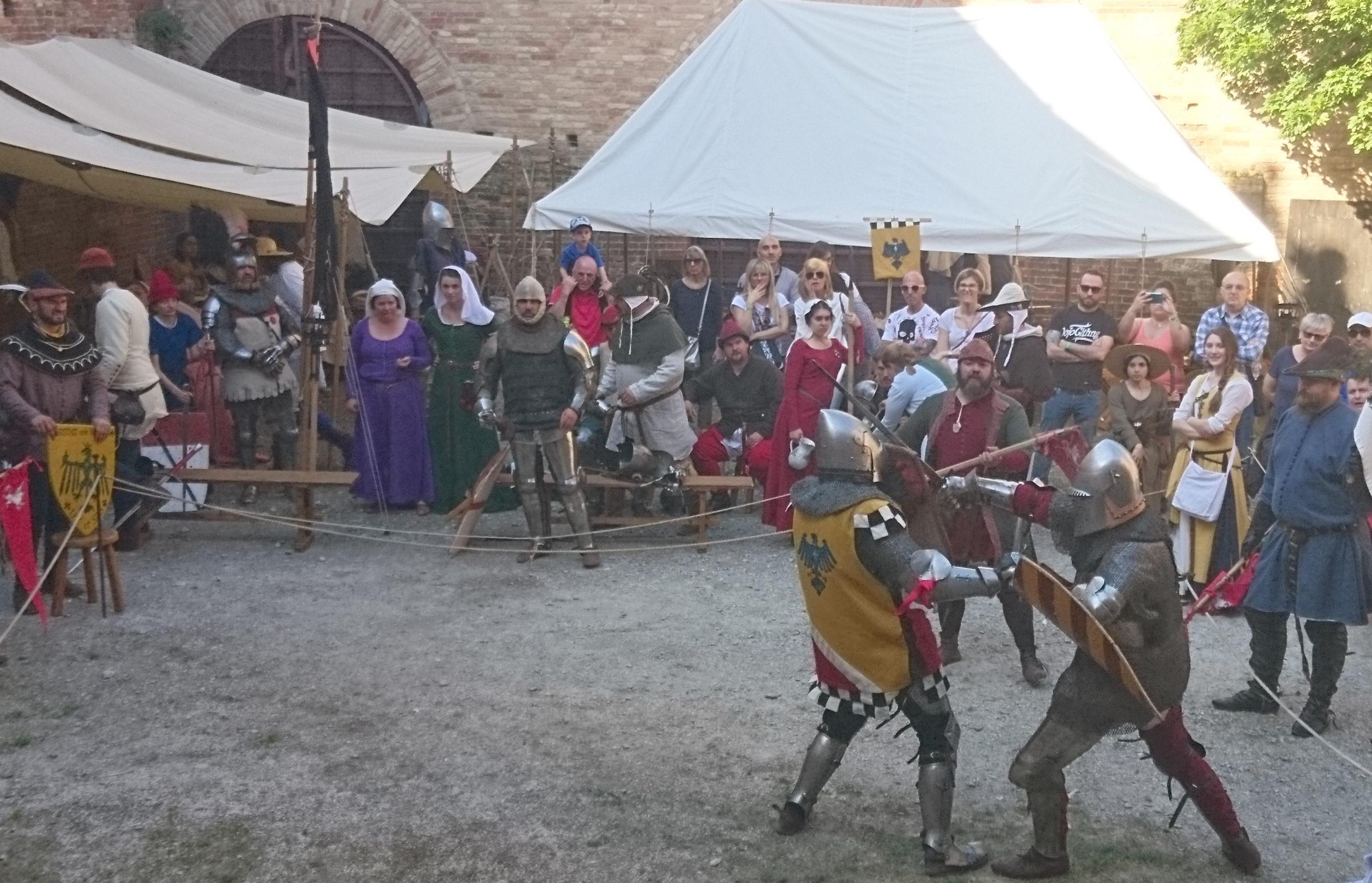 Vivere il medioevo a Brisighella