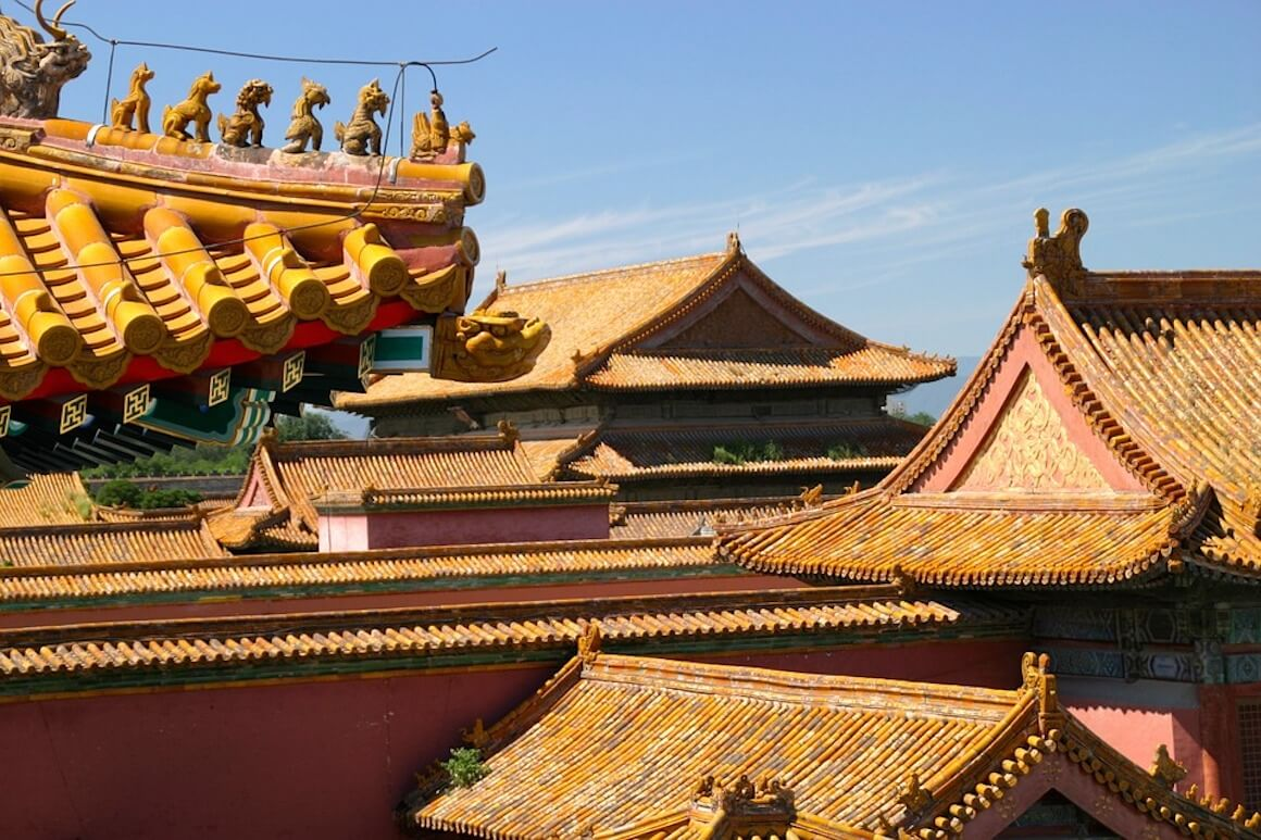 La Città proibita e il parco Jingshan