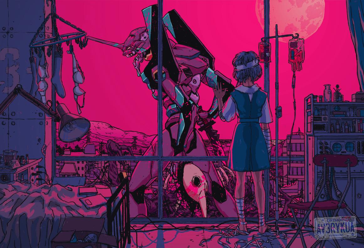 Neon Genesis Evangelion: la rinascita di un fenomeno pop