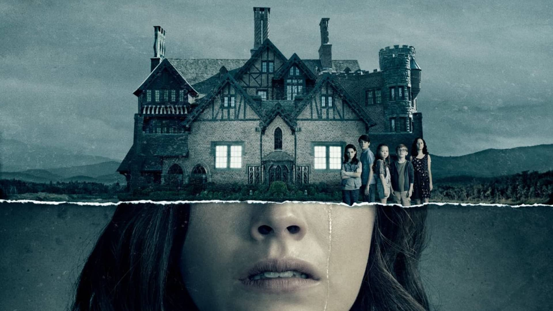 The Hounting of Hill House, la serie originale Netflix