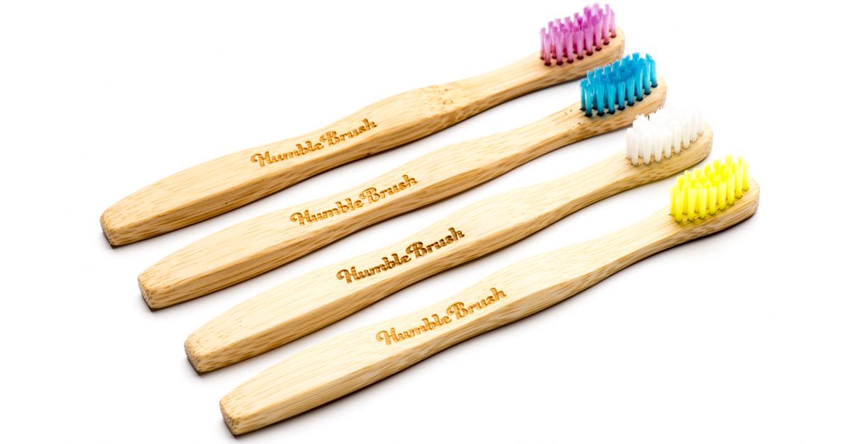 spazzolini in bambù humble